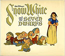 Walt Disney's Snow White and the Seven Dwarfs (Studio Book): Walt
