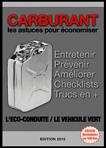 carburant-les-astuces-pour-economiser-20-fiches-french-edition