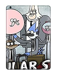 Waterdrop Snap-on Regular Show Case For Ipad Air