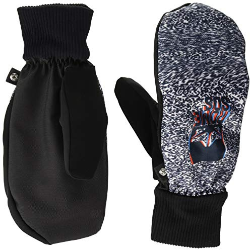 Rome Snowboards Men's Daily Snowboarding Mitt Gloves, Static, ()