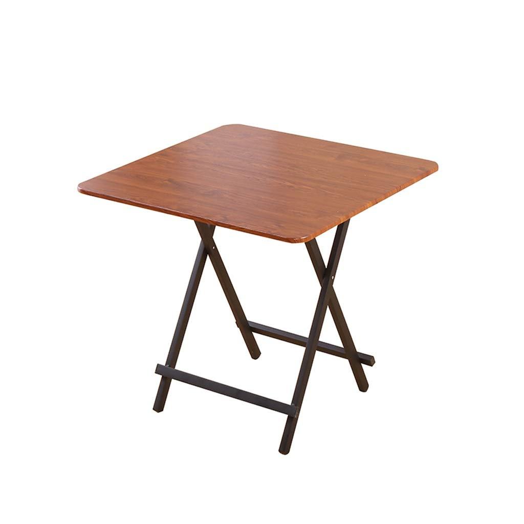 Mobilier de jardin JSFQ Table Pliante Maison Table à Manger ...