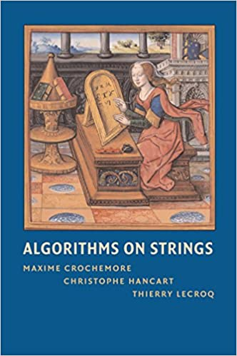 Amazon algorithms on strings ebook maxime crochemore amazon algorithms on strings ebook maxime crochemore christophe hancart thierry lecroq kindle store fandeluxe Gallery