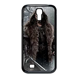 T-TGL(RQ) Customized The Hobbit Pattern Protective Cover Case for Samsung Galaxy S4 I9500