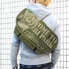 けものフレンズ サーバル メッセンジャーバッグ