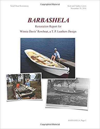 Barbashela Restoration Report