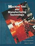 img - for Machine Tool And Manufacturing Technology: 1st (First) Edition book / textbook / text book