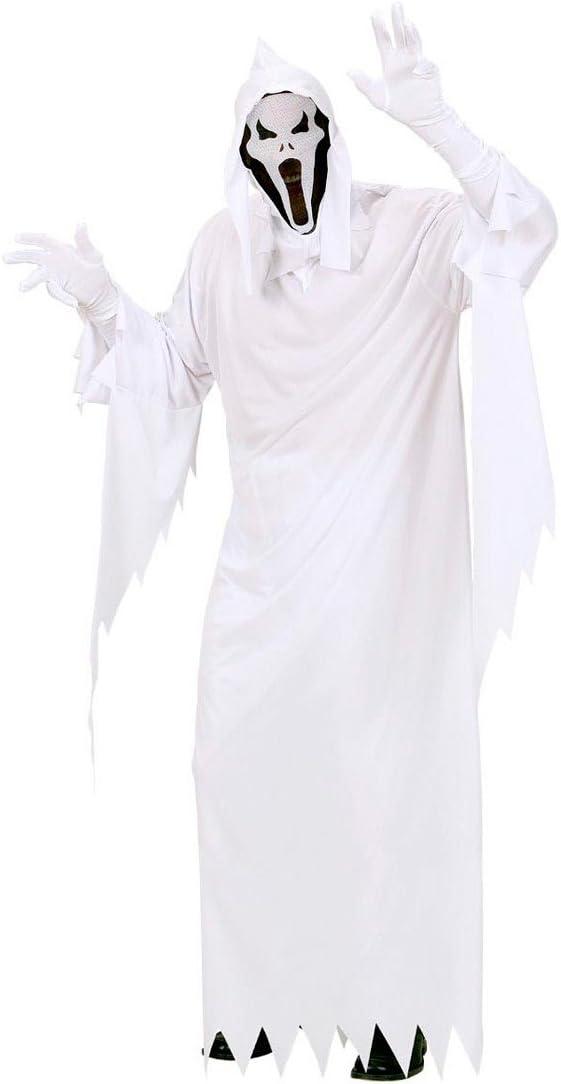 Disfraz de Scream para disfraz de fantasma blanco colour L 50/52 ...