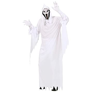 Disfraz de Scream para disfraz de fantasma blanco colour L ...