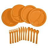 Ultimate Survival Technologies Picnic Set, Orange