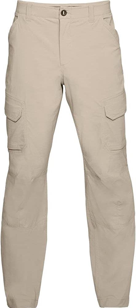 299 Under Armour Mens Fish Hunter Cargo Pants,City Khaki //Baja,30//32