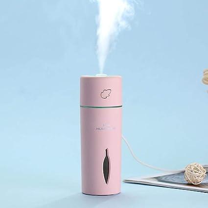 Humidificador Difusor de aire purificador atomizador Mini portátil ...