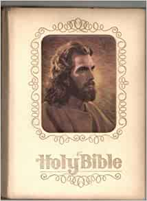 The Holy Bible The Crusade Analytical Edition Amazon