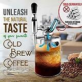 Nitro Cold Brew Coffee Maker - Home Brew Coffee