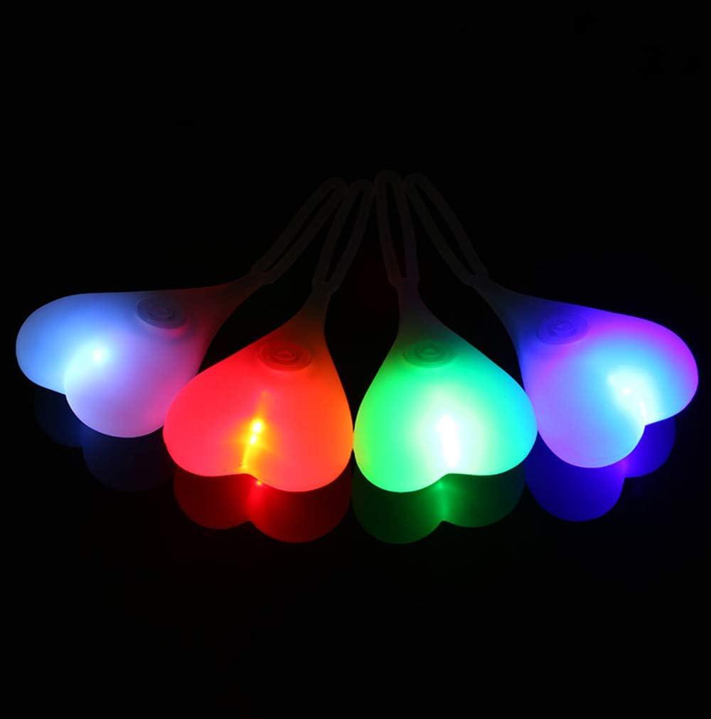 YTanazing Bike Tail Light,Creative Balls,Back Light W// Waterproof