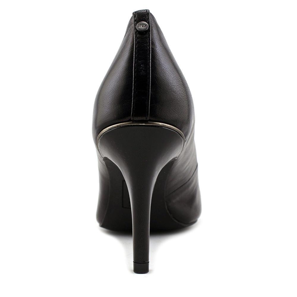 7b78fc0f8e Amazon.com | Jones New York Women's Delta Black Kidskin Pump 6.5 M | Shoes