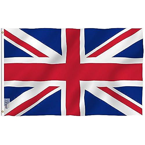 British Flag Amazon