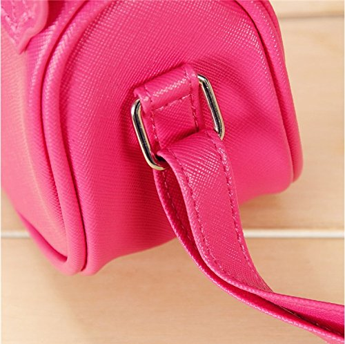 Bag Butterfly Handbag Hollwald nbsp;cute Body Leather Bow Pu Fashion Messenger Princess Bag Girls Kids Red Cross Shoulder Little nbsp; qIIFaxA