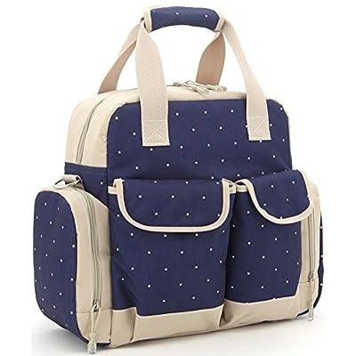 Orgrimmar Multifunction Diaper Tote Bags Baby Nappy Bag Larger Capacity Mummy Handbag Backpack¡