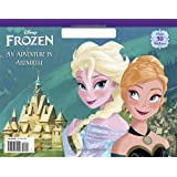 An Adventure in Arendelle (Disney Frozen) (Big Coloring Book)