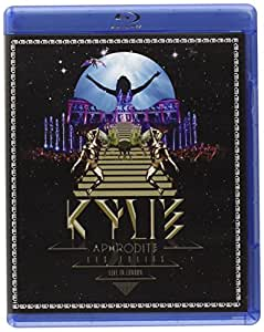 Kylie Minogue: Aphrodite Les Folies - Live in London [Blu-ray]
