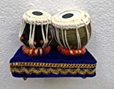 Handcrafted Miniature Tiny Tabla for Show Piece or Gift to Musician Friend