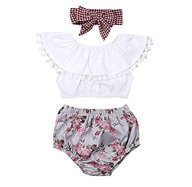 70 Babyspielanzug Neugeborene Baumwollmischung /Ärmellose S/ü/ße Spitze S/äugling Overall Outfits Sommer