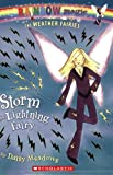 Storm: The Lightning Fairy (Rainbow Magic: The Weather Fairies, No. 6)