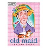 : eeBoo Old Maid Playing Cards