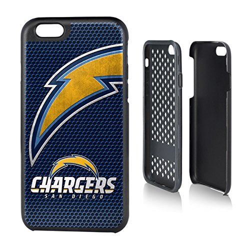 (Hoot² NFL San Diego Chargers iPhone 7 Case, Black)