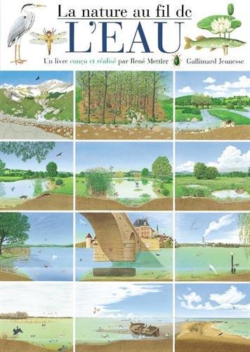 Download La Nature au fil de l'eau PDF