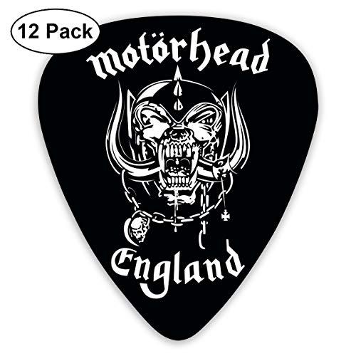 motorhead guitar pick - 5