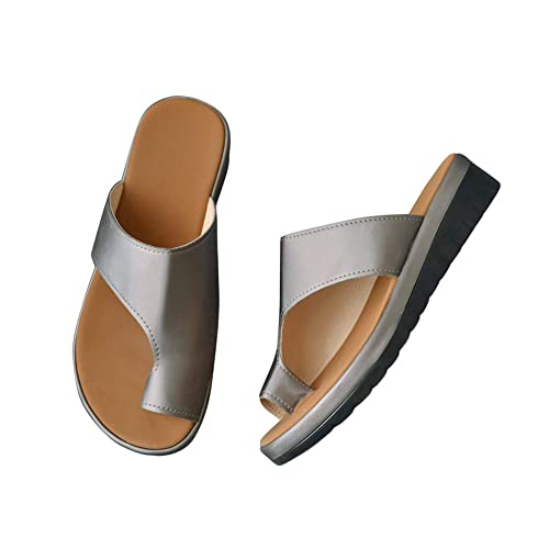 dd3afd9724711 cufuller Women Sandal Comfy Platform Sandal Shoes 2019 New Summer Slides  Slippers Sandal Toe Platform Flip Flop Shoes Beach Travel Shoes