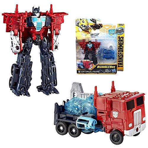 Energon Igniters Optimus Prime Transformer Action Figure 5