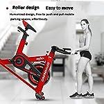 Ciclismo-Indoor-Spin-Bike-Stazionario-Silenzioso-Sistema-di-Trasmissione-a-Cinghia-Silenziosa-Cyclette-con-Volano-con-Frequenza-Cardiaca-per-Allenamento-Cardio-Professionale