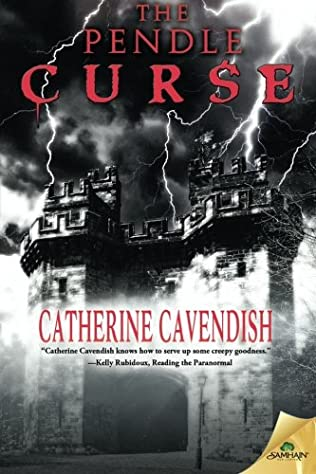 book cover of The Pendle Curse