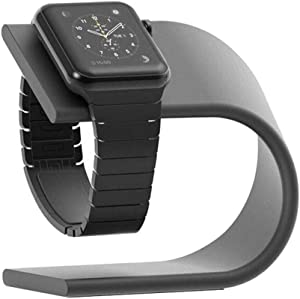 Topshion U Type Charging Dock Stand Station Charger Holder Bracket for Apple Watch iWatch