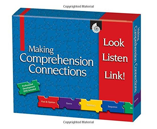 Making Comprehension Connections: Look, Listen, and Link! Complete Kit Grades K-5 (100th Day Of School Activities For Second Grade)