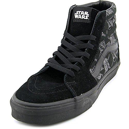 Vans Sk8-Hi Men US 10 Black Skate Shoe