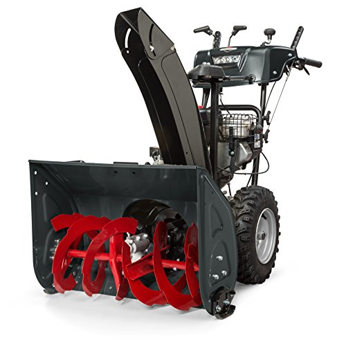 Briggs & Stratton 1227MDS Dual Stage Snowthrower Snow Thrower, 250cc by Briggs & Stratton (Image #6)