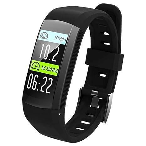 Amazon.com: Smart Watch GPS Color Pantalla USB Carga Ip68 ...