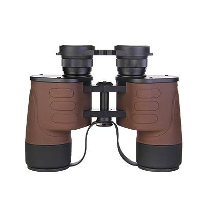 TTYY HD Jumelles Imperméable 7x40 Portable Dim Nuit Vision pour l'extérieur Observation des oiseaux Safari Excursions Chasse Camping Sport Regarder