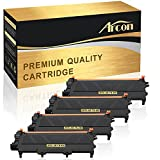 Arcon 4 Packs Compatible for Brother TN450 TN-450 TN420 TN-420 Toner Cartridge HL 2270dw HL 2270dw MFC 7360n 7860dw 7460dn 7860 DCP 7065dn HL-2240 HL2270dw HL-2280dw MFC-7860dw DCP-7065dn Printer Ink