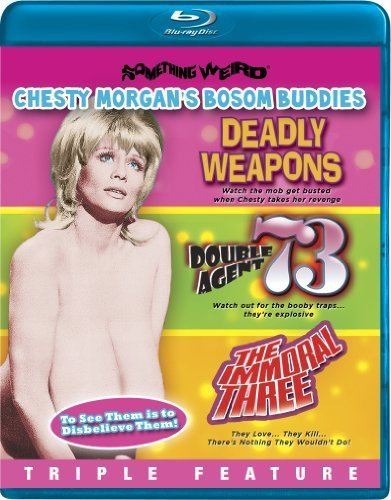 Chesty Morgan's Bosom Buddies [Blu-ray] by IMAGE ENTERTAINMENT