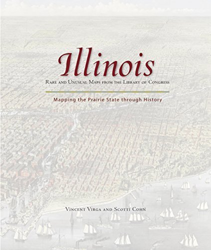 Illinois State Tree - Illinois: Mapping the Prairie State through History: Rare And Unusual Maps From The Library Of Congress (Mapping the States through History) Hardcover – November 23, 2010