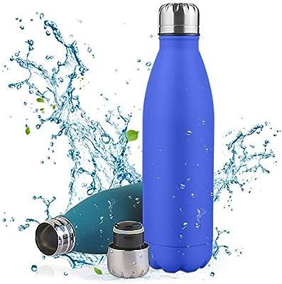 Trinkflasche mit Filtersystem Outdoor und Camping