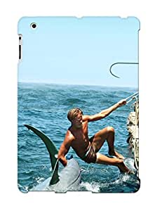 Fashionable DXZwViJ8021bJVpB Ipad 2/3/4 Case Cover For Torstein Raaby And Knut Haugland Kontiki Protective Case With Design