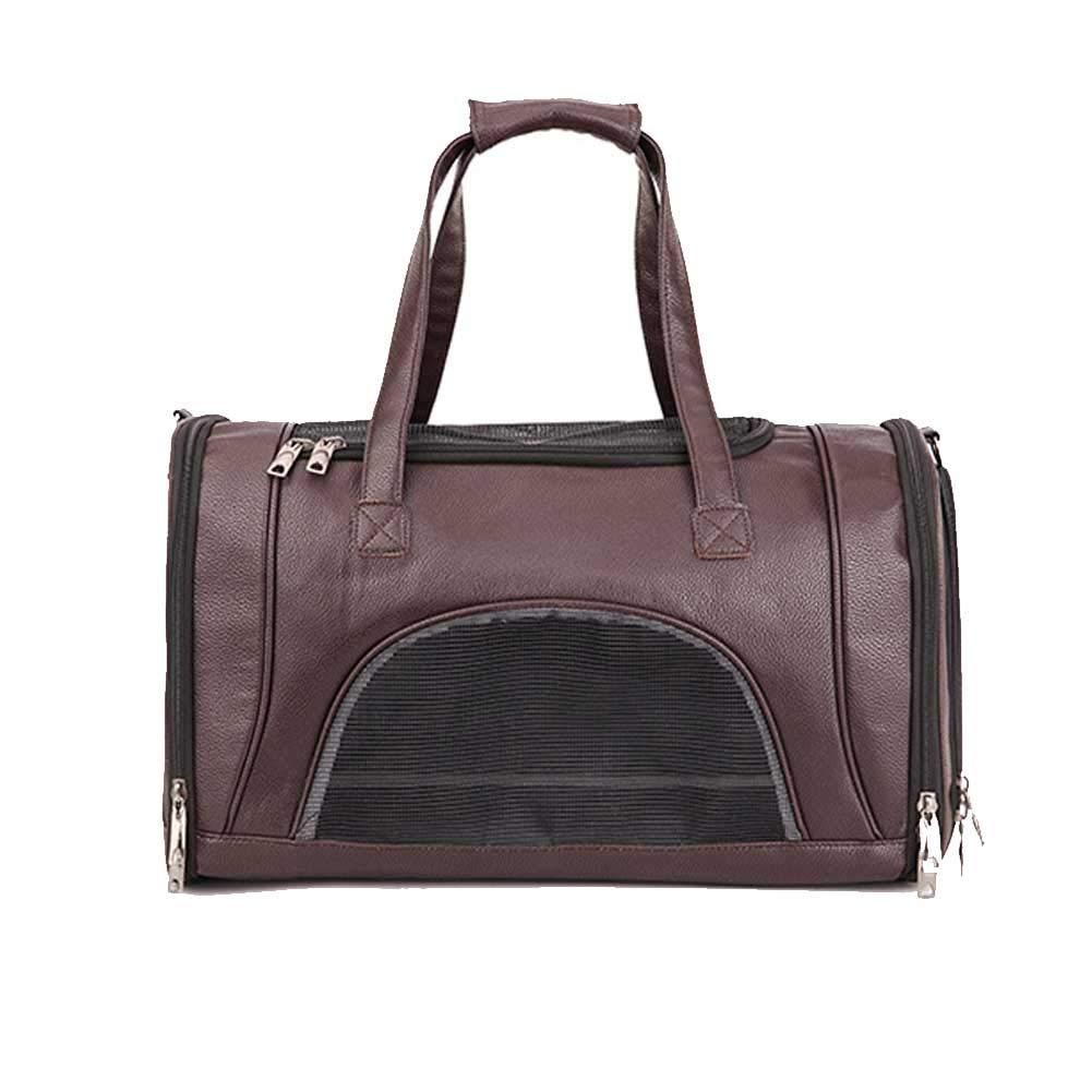 Long Elliot Pet Bag Comfort Adjustable Portable Folding Breathable Pet Cage