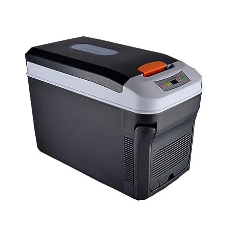 Mini portátil frigorífico con congelador, compacto, de 35L, enfría ...