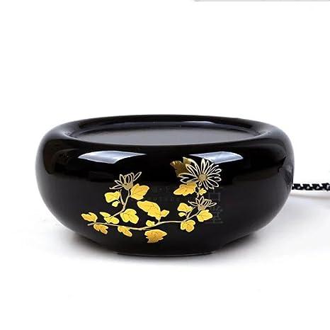Dedicado tetera eléctrica crisoles de cerámica de la cerámica del té hervido Muffled Té casero Accesorios