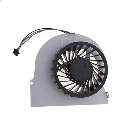 New fan for HP EliteBook 8570W CPU and GPU cooling fan MF60150V1-C001-S9A